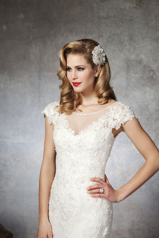 Wedding Dress Elegant Classic : May at ? in elegant vintage lace wedding dresses